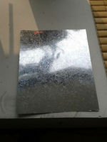 Cold rolled hot dipped Full hard G550 galvanized sheet