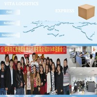 logistic forwarding sea shipping for SOC container from China to Long Beach