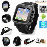 2015 Health management smartwatch phone, waterproof ,3G,wifi, GPS, SIM card, Timestar latest wrist android smart watch