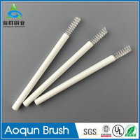 Stainless Steel Twisted Wire Micro Dental Brush Cleaning