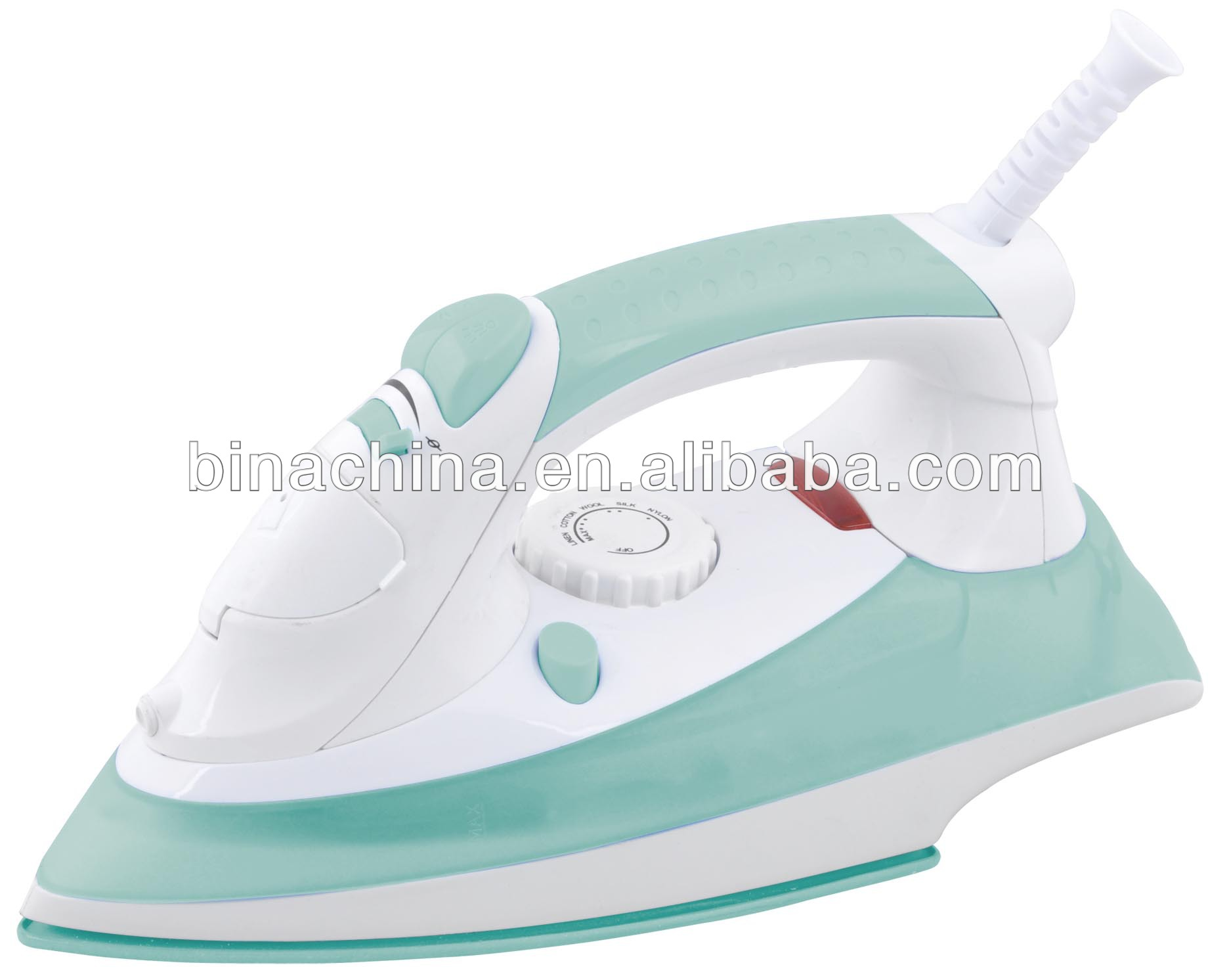 2200W Home Appliance Electric Vertical Press Steam Iron