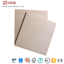 18Mm E0 High Density Door Size Furniture Grade Plywood