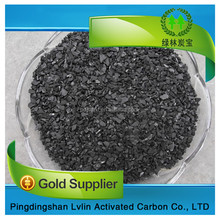 Coconut shell Activated carbon manufacturing plant/coco activated carbon fiber filter