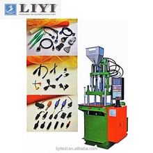 Vertical mini injection molding machine