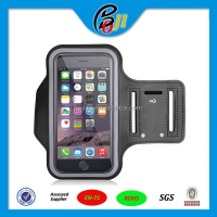 Waterproof Sport Neoprene Armband For iPhone 6 Plus, Armband Phone Holder