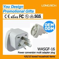 Universal multiple travel adaptor plug,quality suppliers generator plug and socket