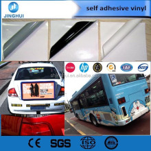 Sputtered film 3d carbon fiber vinyl car sticker wrap for car