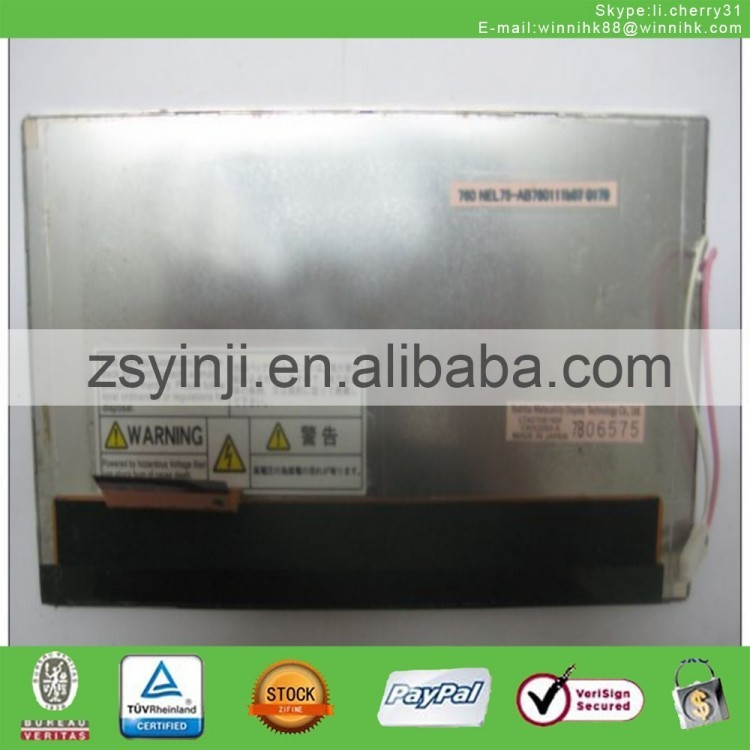 "7.0"" LTA070B760F LCD Car Panel <strong>A001</strong> Display Screen 60 days warranty"