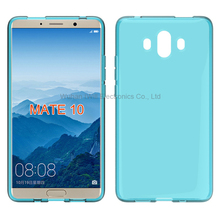 For Huawei Mate 10 case cover , 1.2mm thickness mobile phone case for huawei mate 10 tpu gel
