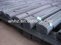 deformed Steel Rebars China product GB HRB ASTM ribbed