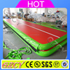 Inflatable air track for sale/gymnastic running track tumble track