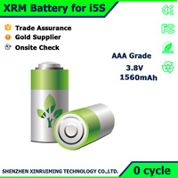Wholesale reserve battery for iPhone 5S li polymer batteries mobile accessories on sale