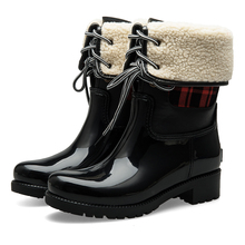fancy unique winter boots top quality half snow boots girl and animal sex