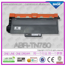 Premium Toner cartridge For Brother MFC-8950 laser printer toner cartridge TN750 black toner cartridge
