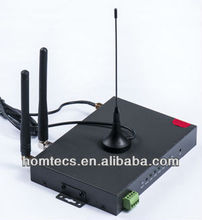 industrial 3g/4g wireless router with 4 lans port for remote monitoring H50series