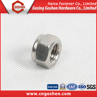 China wholesale galvanized din982 din985 nyloc nut