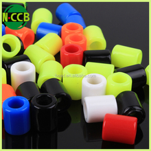 fashion hot popular wholesale plastic spring candy mixed solid color acrylic beads