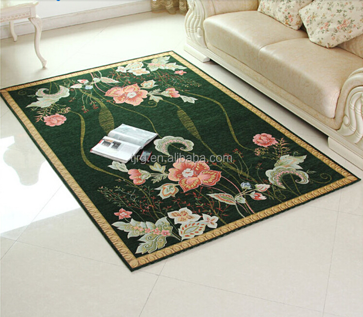 hand made 100% New Zealand wool carpet from Tianjin China