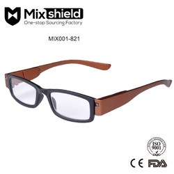 Plastic Optical Frame LED Eyewear Reading Glasses