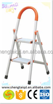 Aluminum Three Steps Ladder