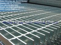 galvanized twisted square bar grating