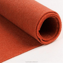 Factory-outlet colorful 2mm 5mm 10mm thick wool felt