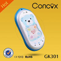 Best superviser of Concox GK301 key fob tracker gps with 4 family numbers