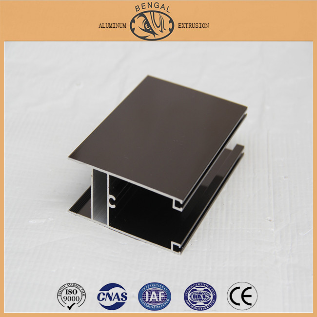 Fen tre en aluminium profil cadre pi ces fait foshan for Cadre fenetre aluminium
