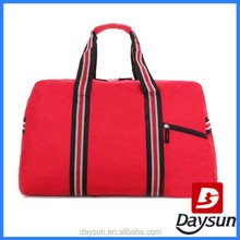 Cloth collection bag tote luggage bags with small phone pocket for easy access
