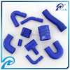 Blue Silicone Tubes, Color Radiator Hose, Flexible Exhaust Hose
