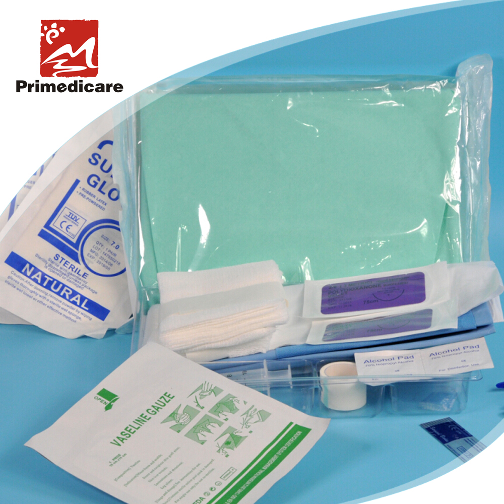 Disposable sterile surgical male circumcision device kit with ISO/CE certificate