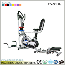ES-913 Elliptical orbitrack bike