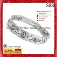 energy sports care band bulk fashion ion bracelet with custom letters