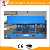 8 ton 700mm Staionary Loading Dock Leveler and Yard RampFeF