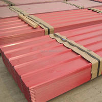 Color Coated Zinc Corrugated Roofing Sheet WITH GOOD PRICE