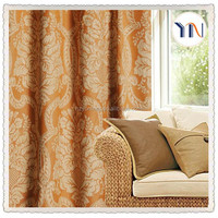 modern fashion european style bedroom window curtains