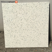 Sparkling White Color Artificial Quartz Stone Slabs Countertop Wholesale