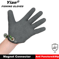 Cut Resistant Knife Protective Glove Anti Slip Fishing Gloves