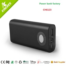 rechargeable Power bank 4000mAh for mobilephone