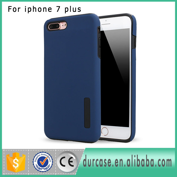 New Dual Layer TPU PC Mobile Phone Case for iphone7 plus,mobile accessories phone case for iphone 7 plus