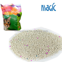 factory supply bentonite cat litter cat sand clean