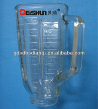 Glass 1.25L Juicer jar for Oster Blender
