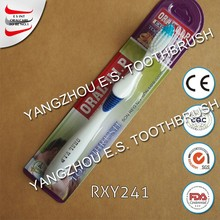 kid toothbrush cheap disposable toothbrush with toothpaste