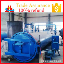 hot sale CCA ACQ Wood treat equipment vacuum impergnation processing machine manufacturer China