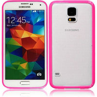 Colorful Ultra Thin Hard Back Slim Skin Case Cover For Samsung Galaxy S5 i9600