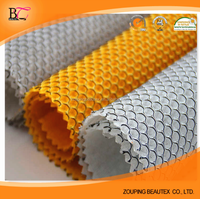 Supply 3d air flow vent mesh mash fabric for sports shoes and car 3d spacer fabric and
