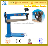 Best price Carton box stitching stapler corrugated cardboard stapling machine