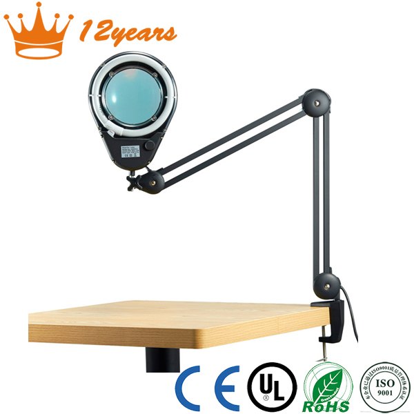 Portable Beauty salon Equipment Led Magnifying Lamp