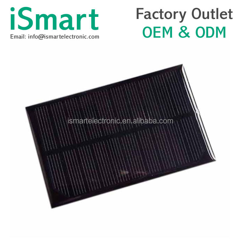 5V 250mA Mini monocrystalline polycrystalline solar Panel small solar cell PV module for DIY solar Kits