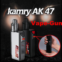 Powerful box mods Kamry AK-47 Temp control box mod 4500 mah Lipo battery with factory price